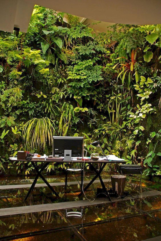 Lovely Tropical Garden Design Ideas 24