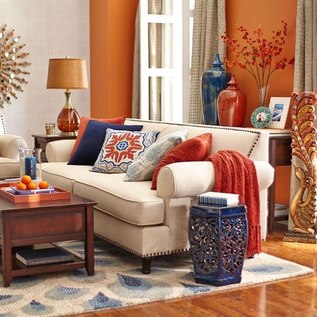 36 Nice Boho Farmhouse Design Ideas For Your Living Room ...