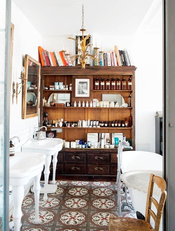 Nice Eclectic Parisian Home Decoration Ideas 11