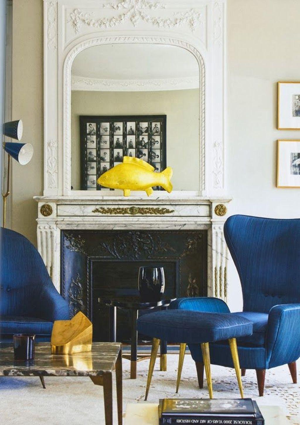 Nice Eclectic Parisian Home Decoration Ideas 25