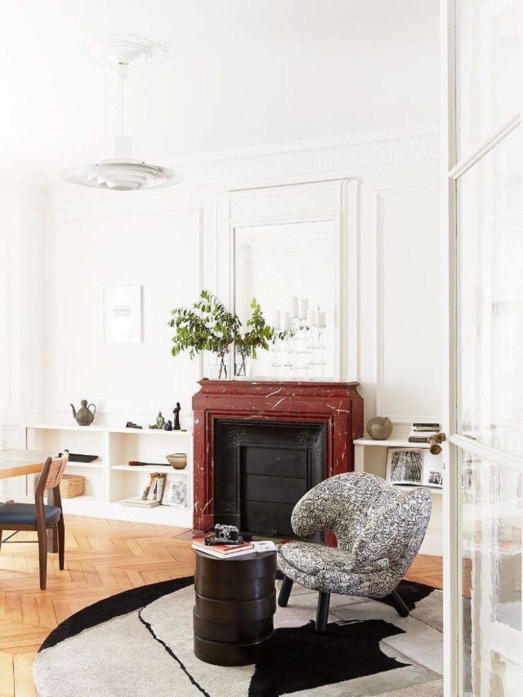 Nice Eclectic Parisian Home Decoration Ideas 32