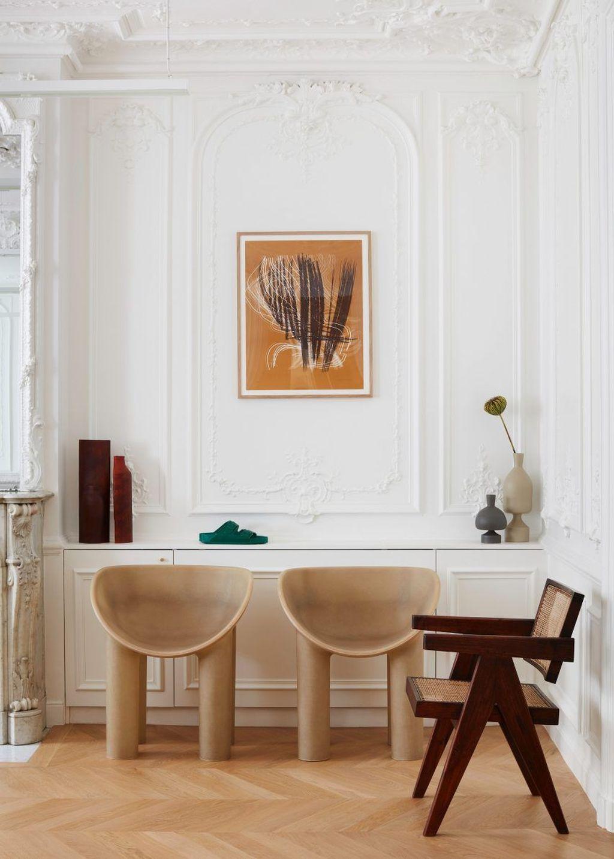 Nice Eclectic Parisian Home Decoration Ideas 33