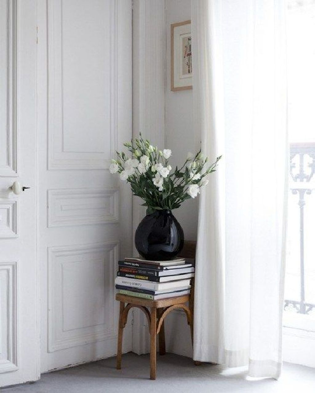 Nice Eclectic Parisian Home Decoration Ideas 35