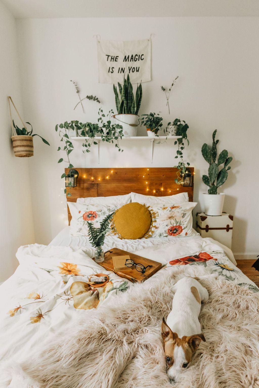 Nice Fall Bedroom Decor Ideas 04
