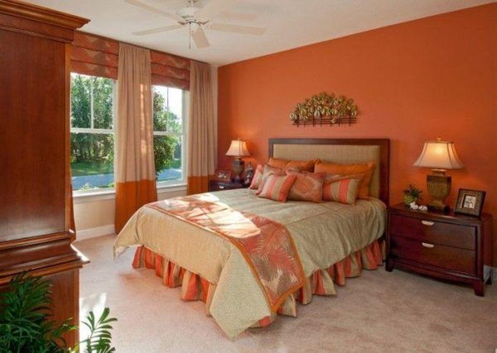 Nice Fall Bedroom Decor Ideas 05
