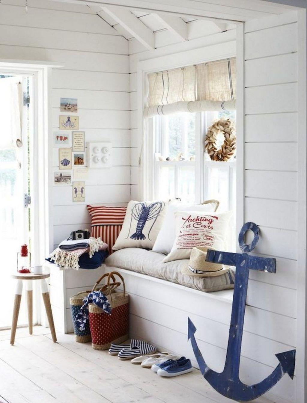 Nice Nautical Home Decor Ideas With Coastal Style 02