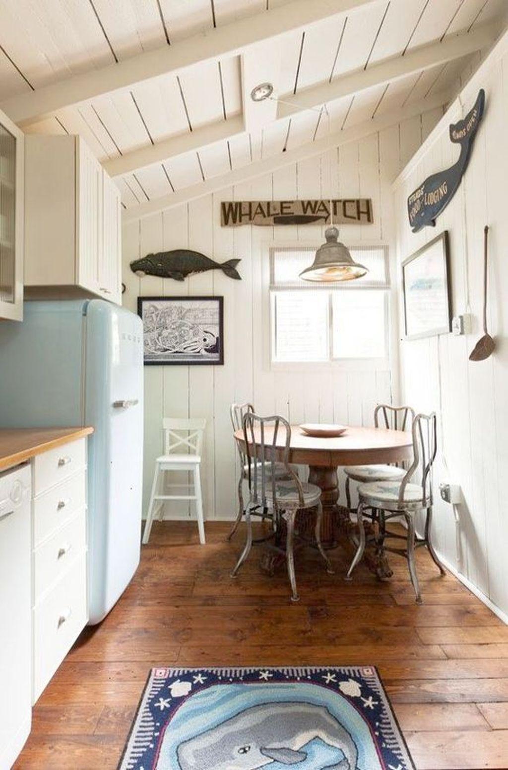 Nice Nautical Home Decor Ideas With Coastal Style 08