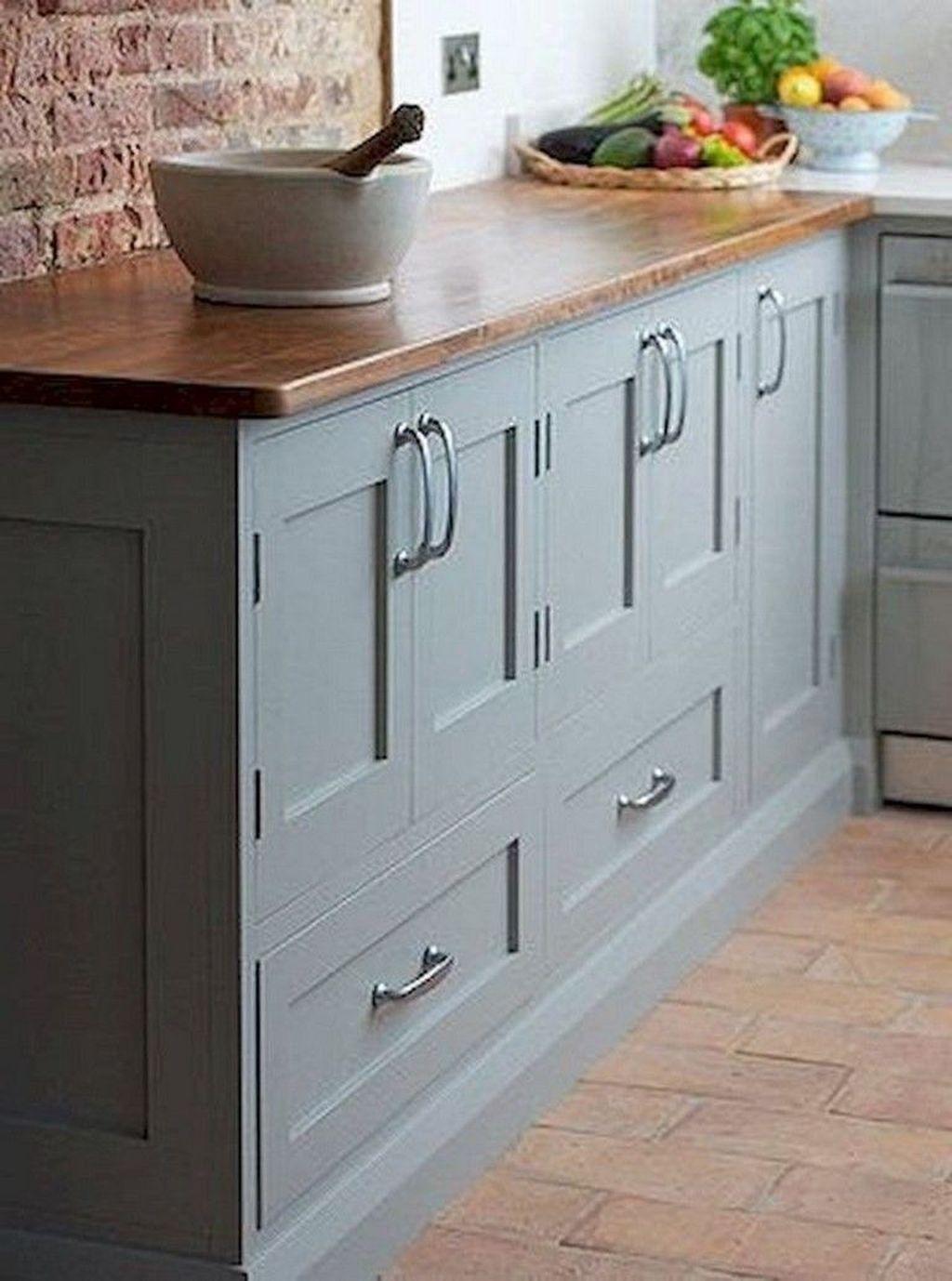 Nice Sage Kitchen Cabinets Design Ideas 20