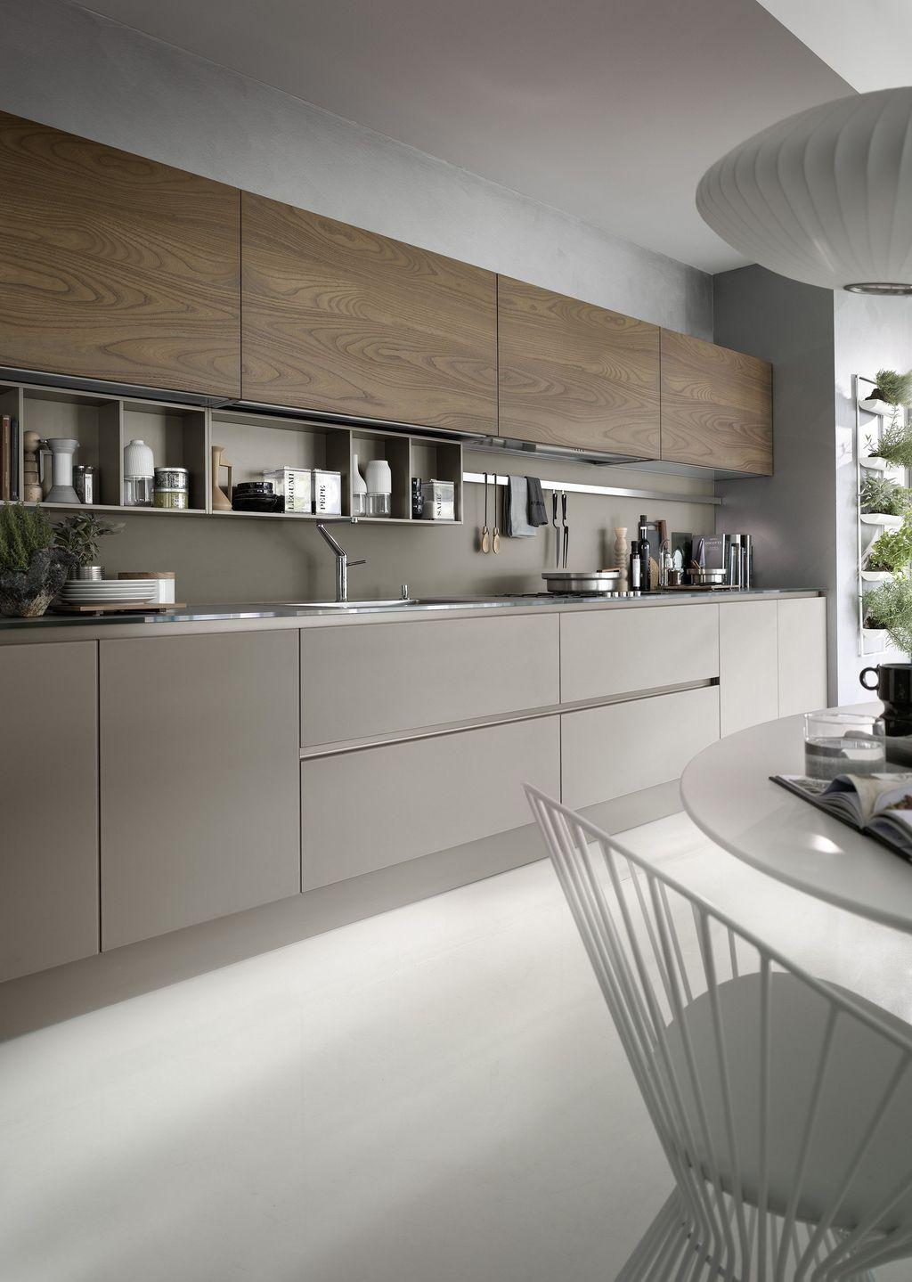 Nice Sage Kitchen Cabinets Design Ideas 29