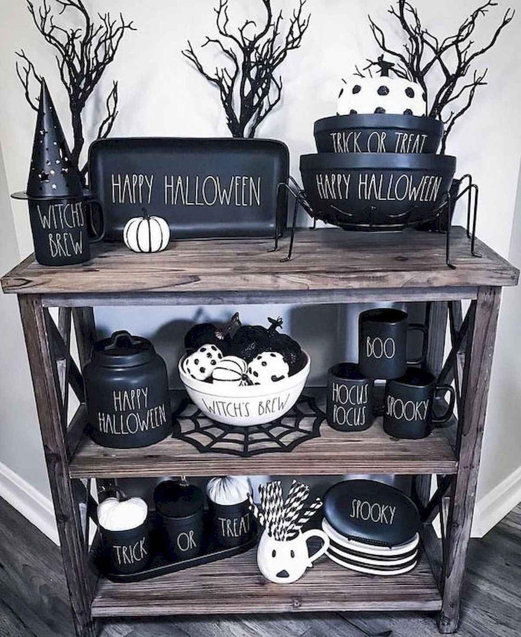 Nice Spooky Halloween Decoration Ideas 11