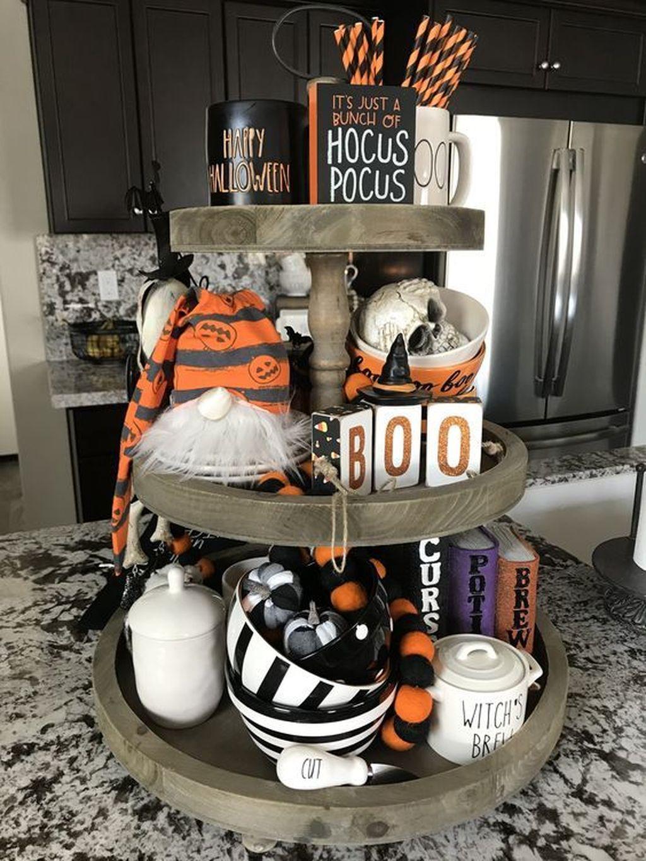 Nice Spooky Halloween Decoration Ideas 17