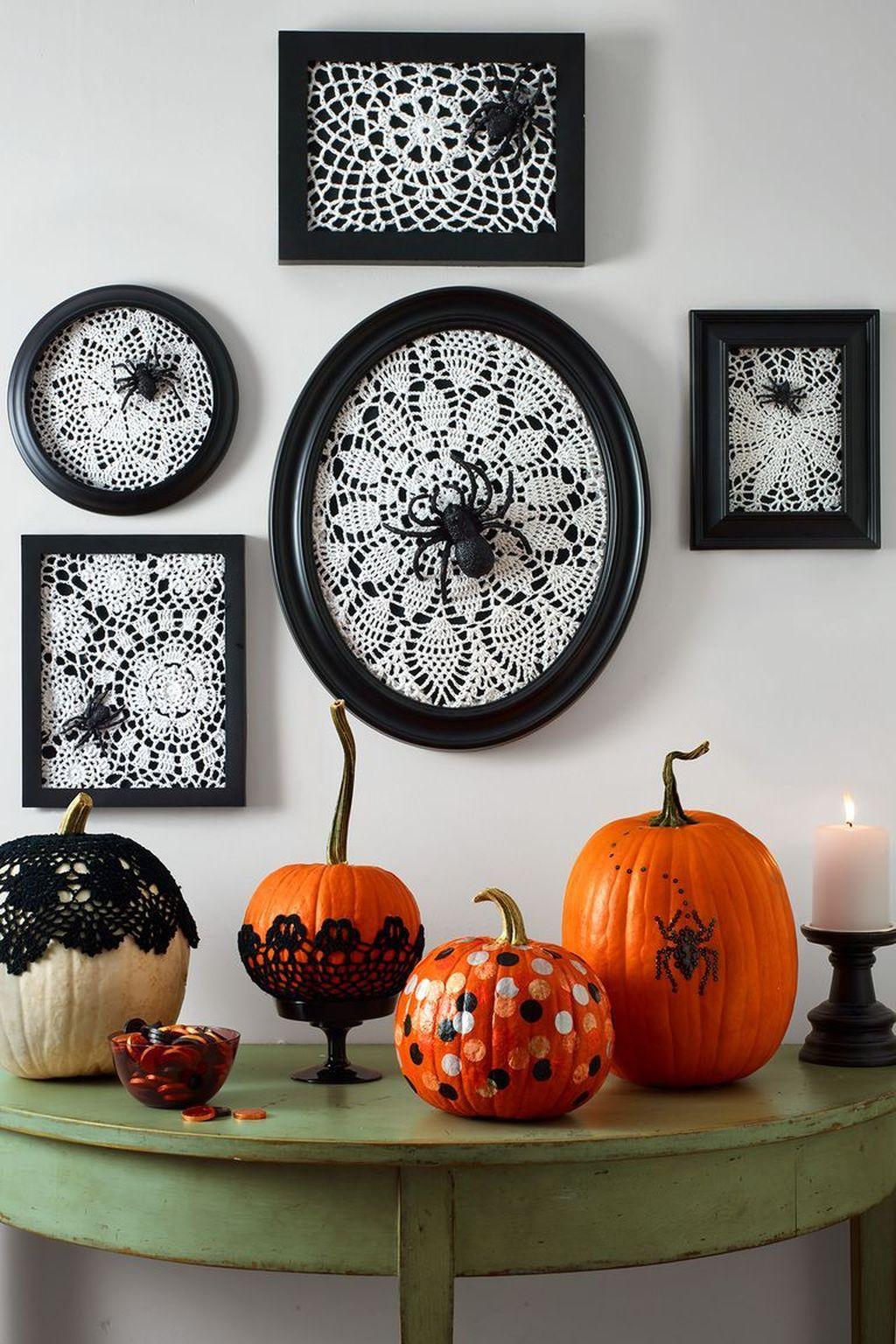 Popular Halloween Pumpkin Design Ideas 25