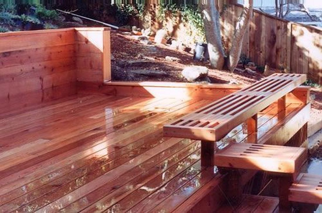 Popular Terraced Landscaping Slope Yard Design Ideas 19