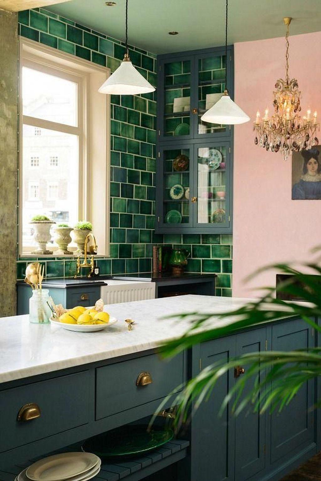 Popular Traditional Kitchen Design Ideas 16