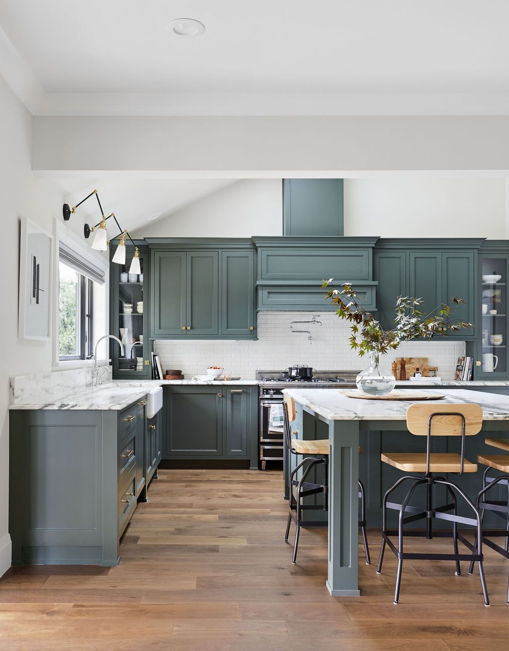 Popular Traditional Kitchen Design Ideas 22