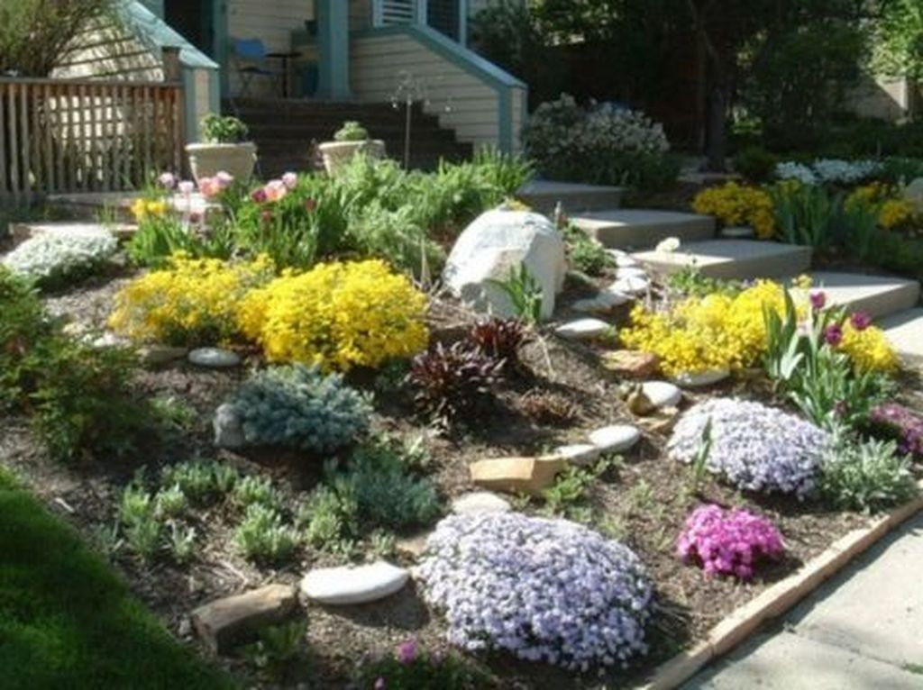 Popular Xeriscape Landscape Ideas For Your Front Yard 14