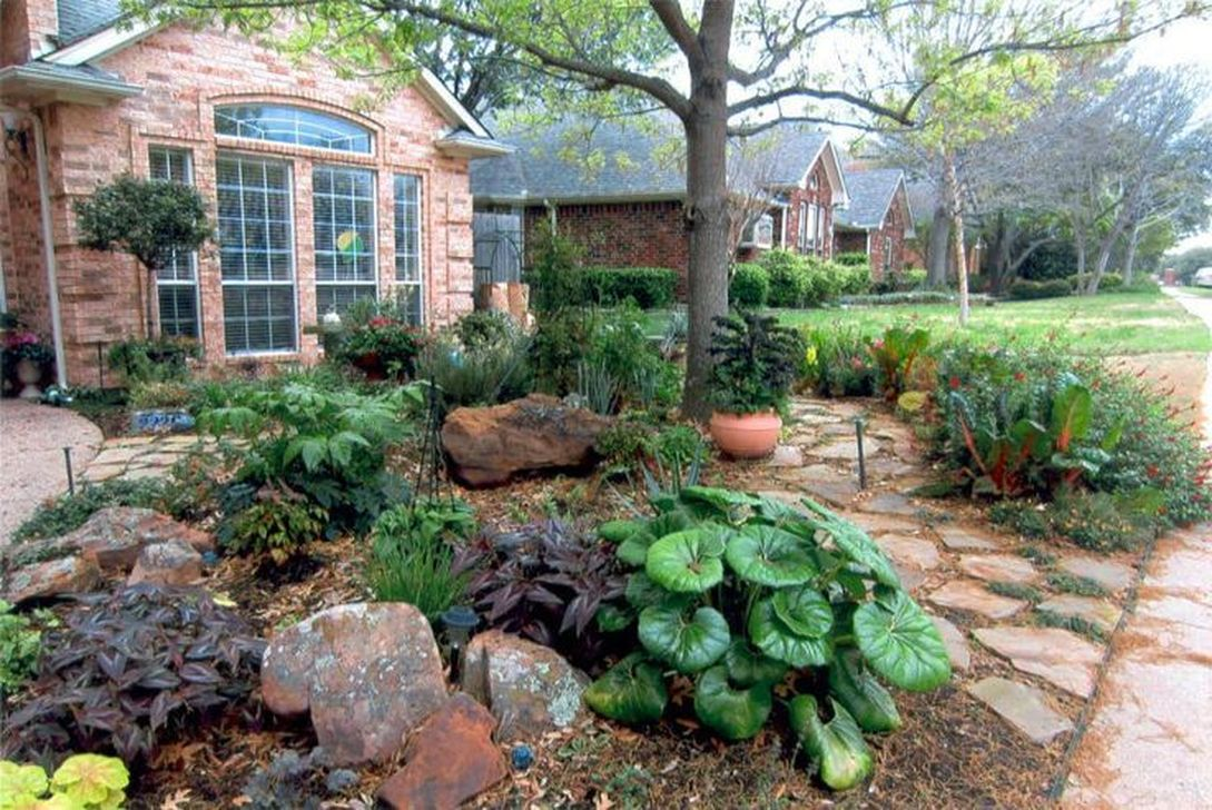 Popular Xeriscape Landscape Ideas For Your Front Yard 26
