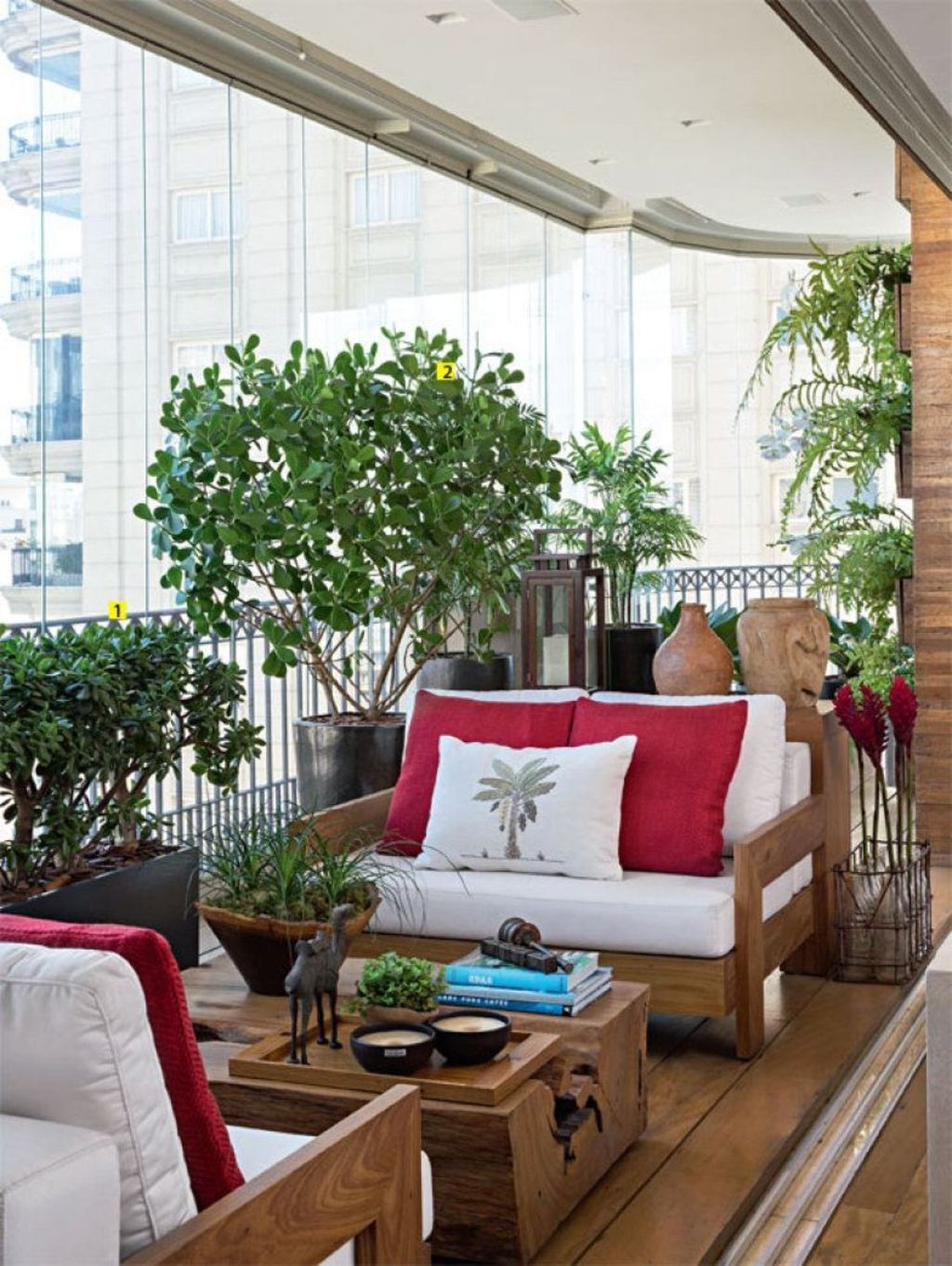 Stunning Apartment Garden Design Ideas 31