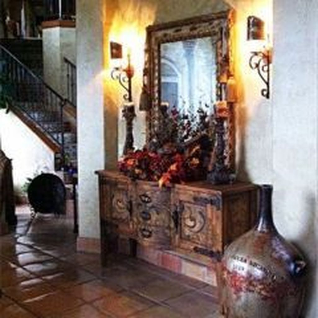 Stunning Italian Rustic Decor Ideas For Your Living Room 06