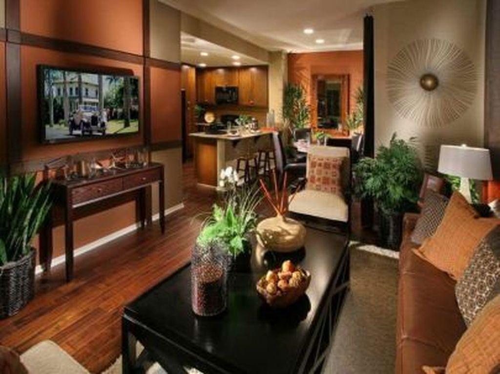 Stunning Italian Rustic Decor Ideas For Your Living Room 09