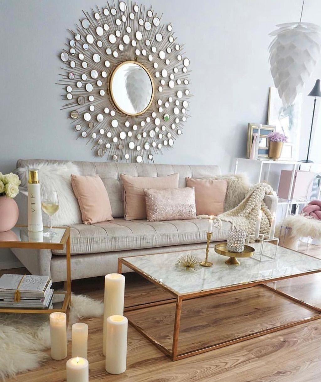 Stunning Marble Room Decor Ideas 10
