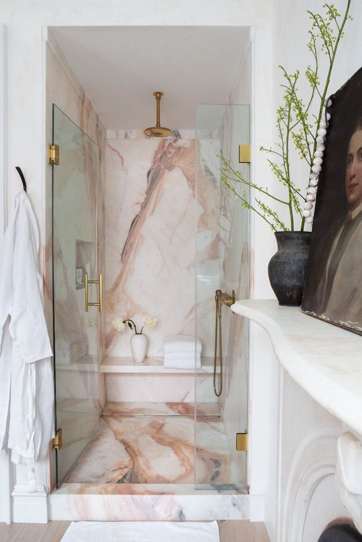 Stunning Marble Room Decor Ideas 25