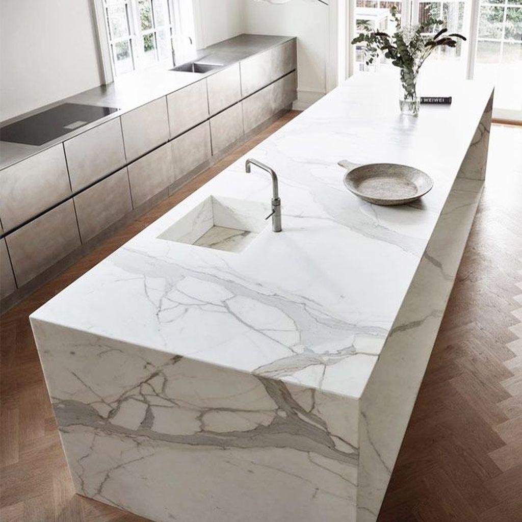 Stunning Marble Room Decor Ideas 28