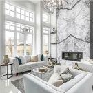 Stunning Marble Room Decor Ideas 29