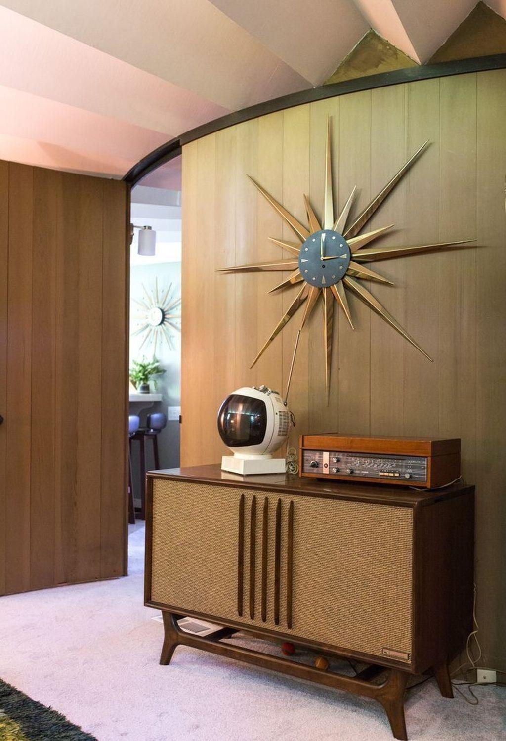 Stunning Mid Century Apartment Decor Ideas 16