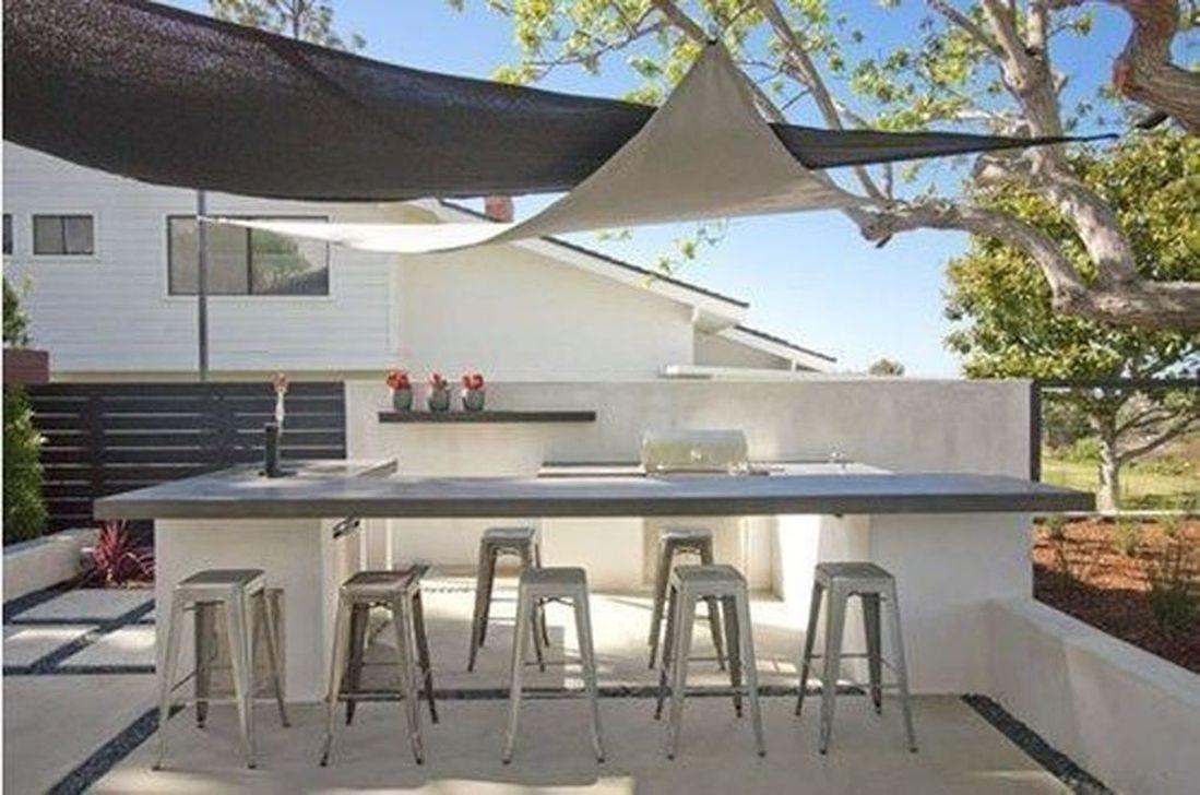 Stunning Outdoor Kitchen Design Ideas For Perfect Summer 01