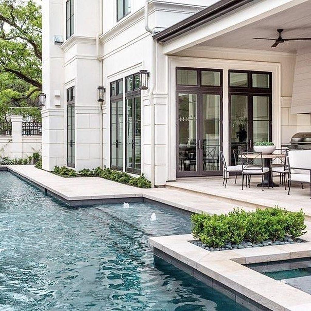 The Best Classic Exterior Design Ideas Luxury Look 04