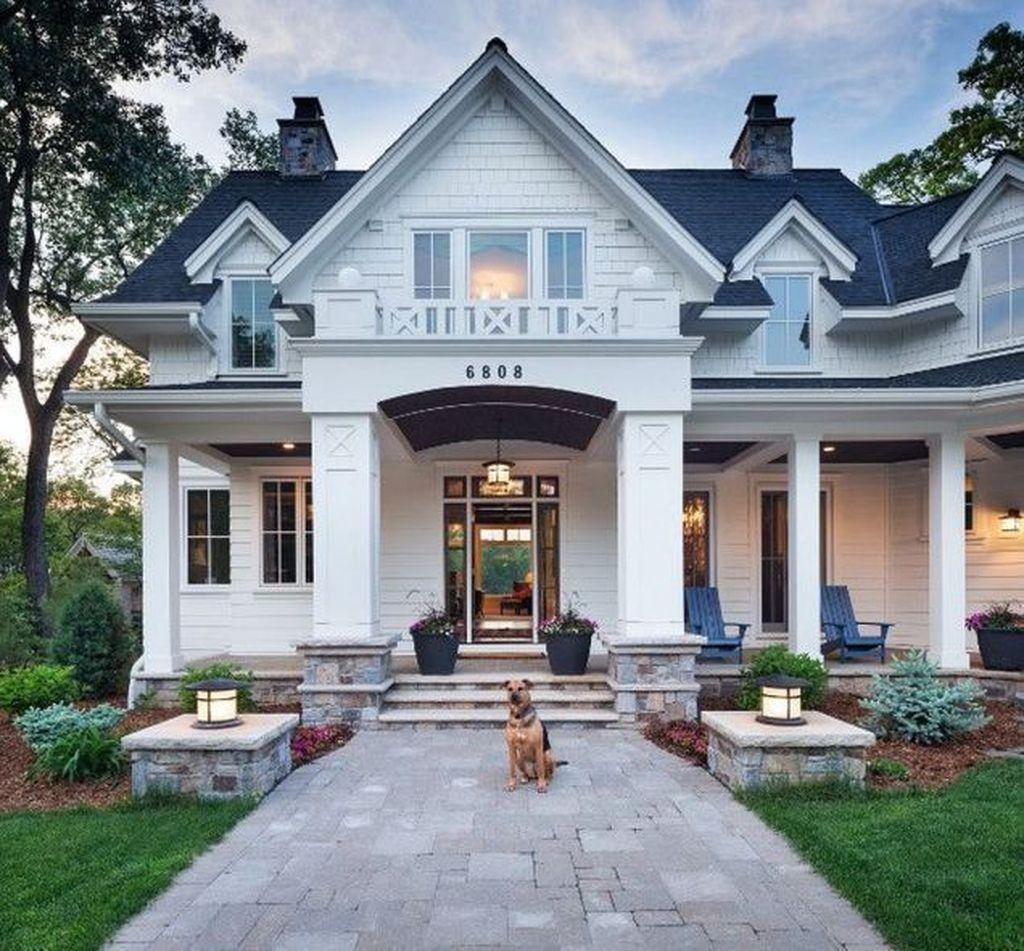 The Best Classic Exterior Design Ideas Luxury Look 10