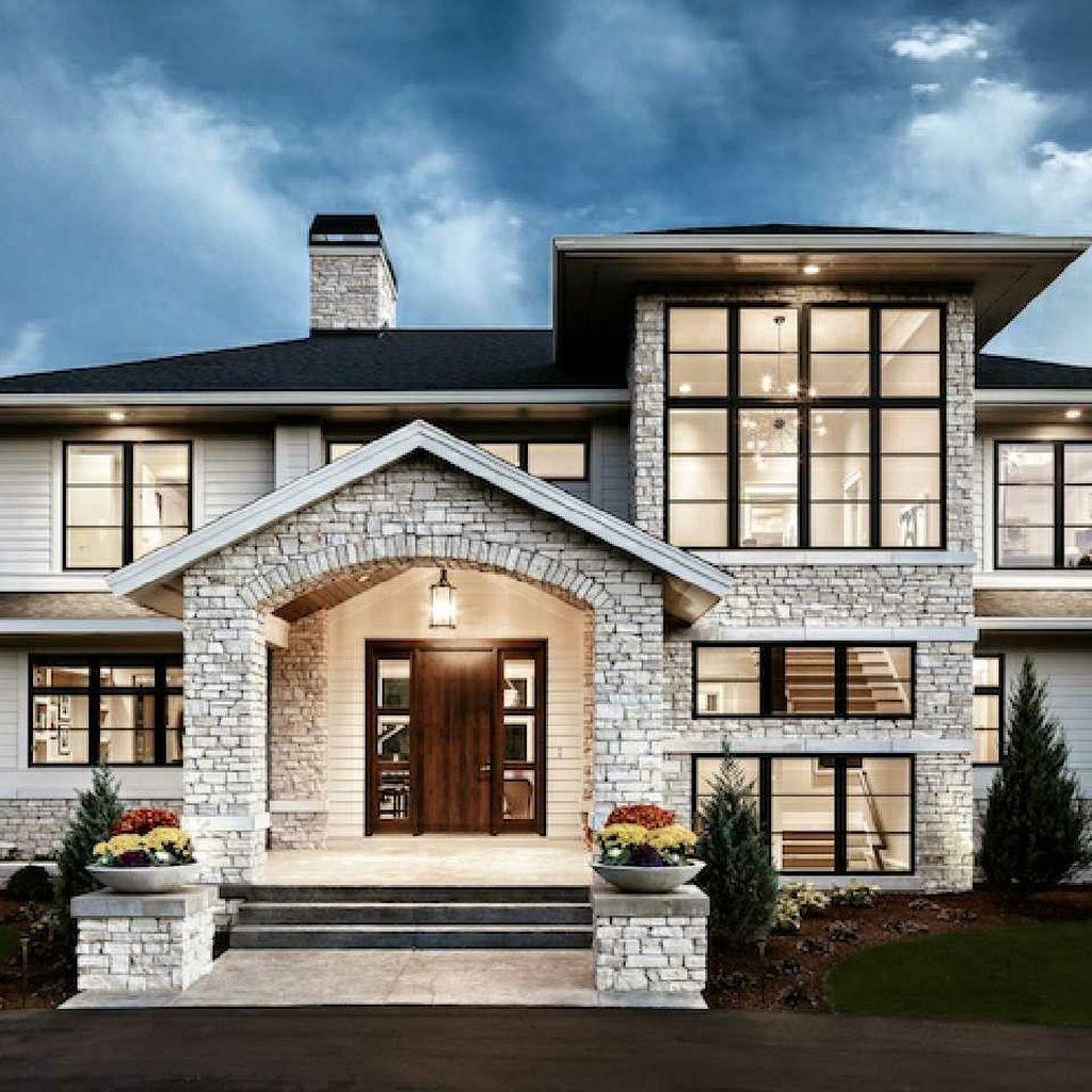 The Best Classic Exterior Design Ideas Luxury Look 14