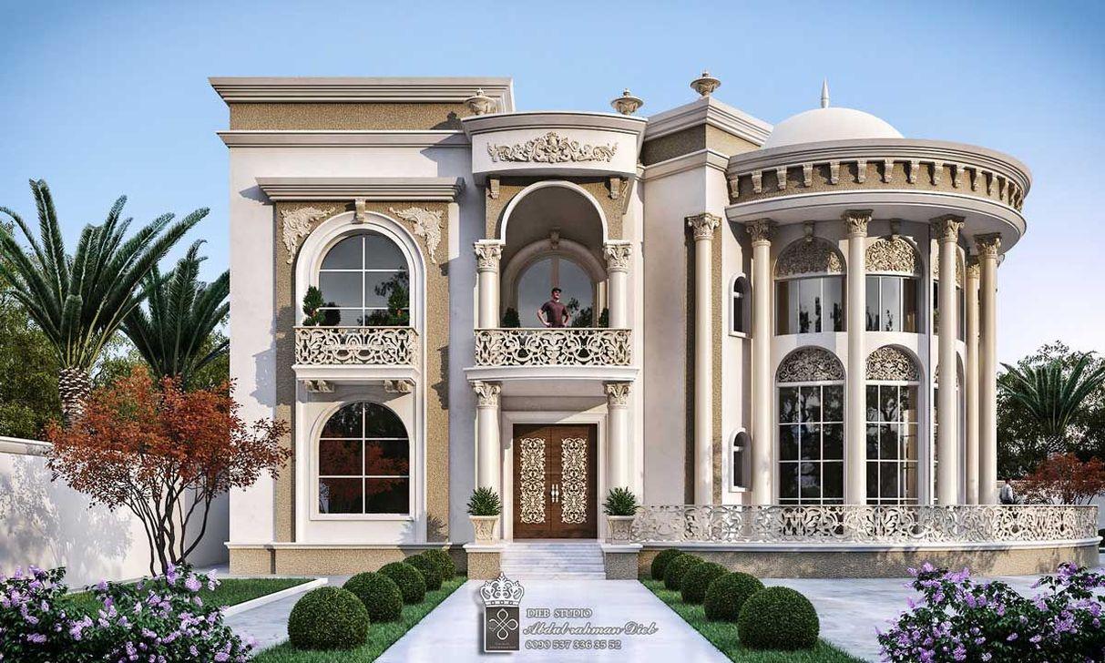 The Best Classic Exterior Design Ideas Luxury Look 18