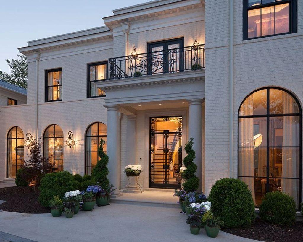 The Best Classic Exterior Design Ideas Luxury Look 28