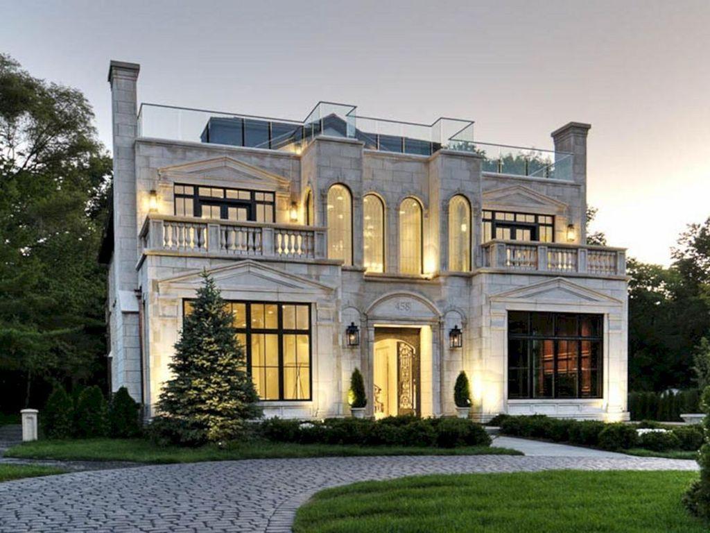 The Best Classic Exterior Design Ideas Luxury Look 34