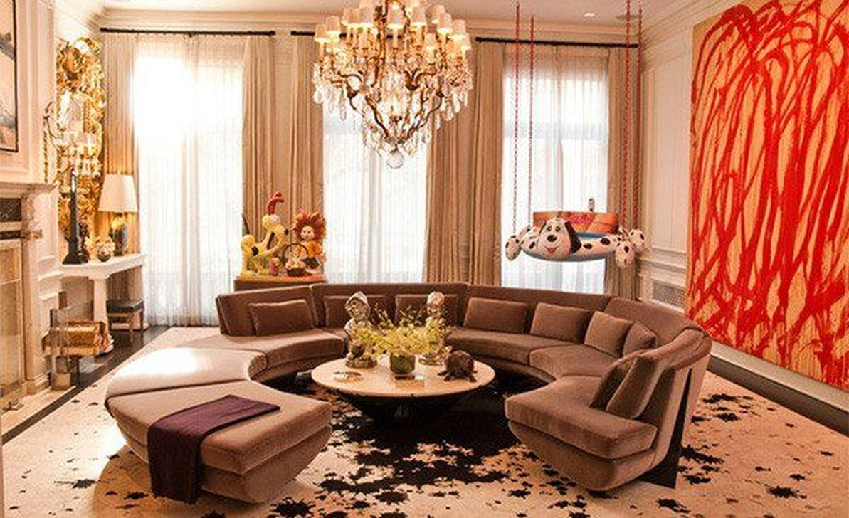 The Best Curved Sofa For Living Room Layout Ideas 11