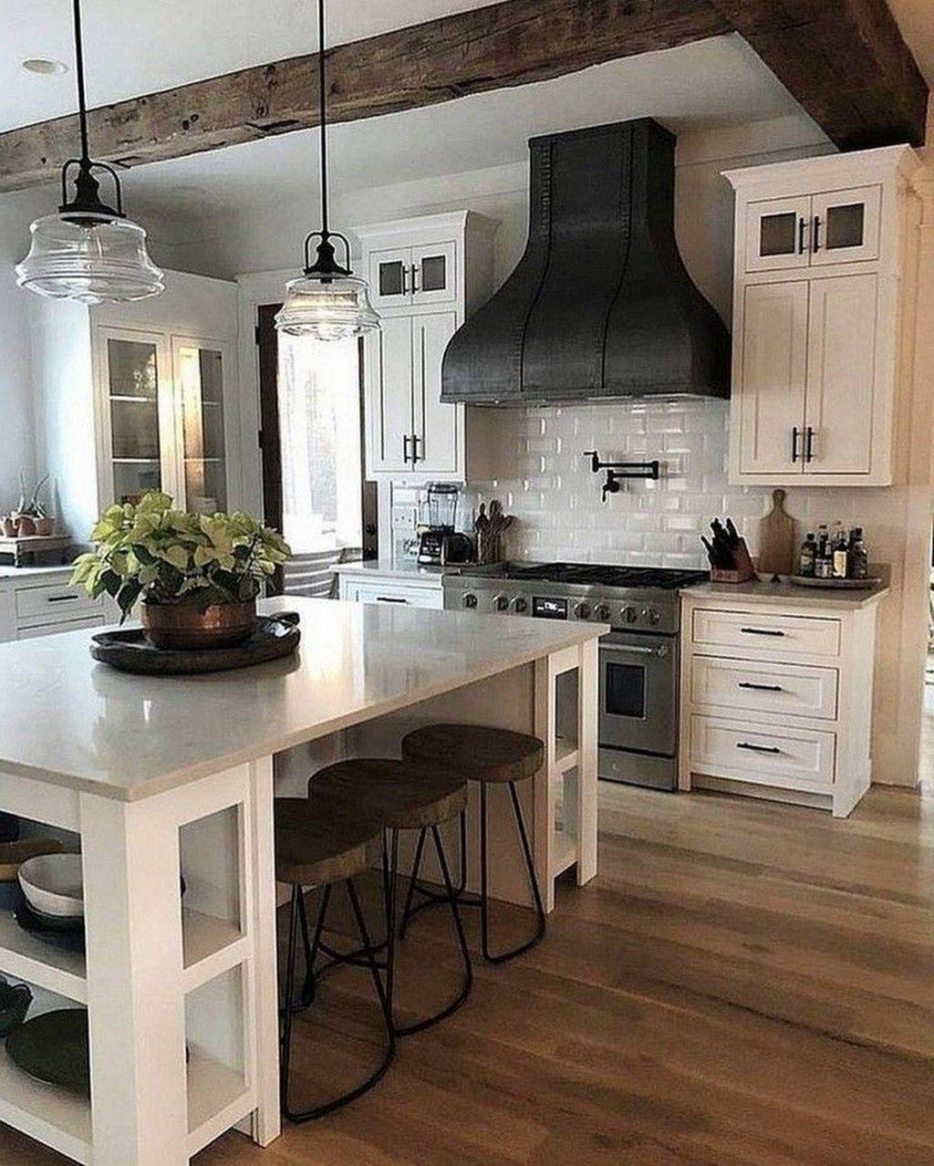 The Best Farmhouse Kitchen Decor Ideas 07