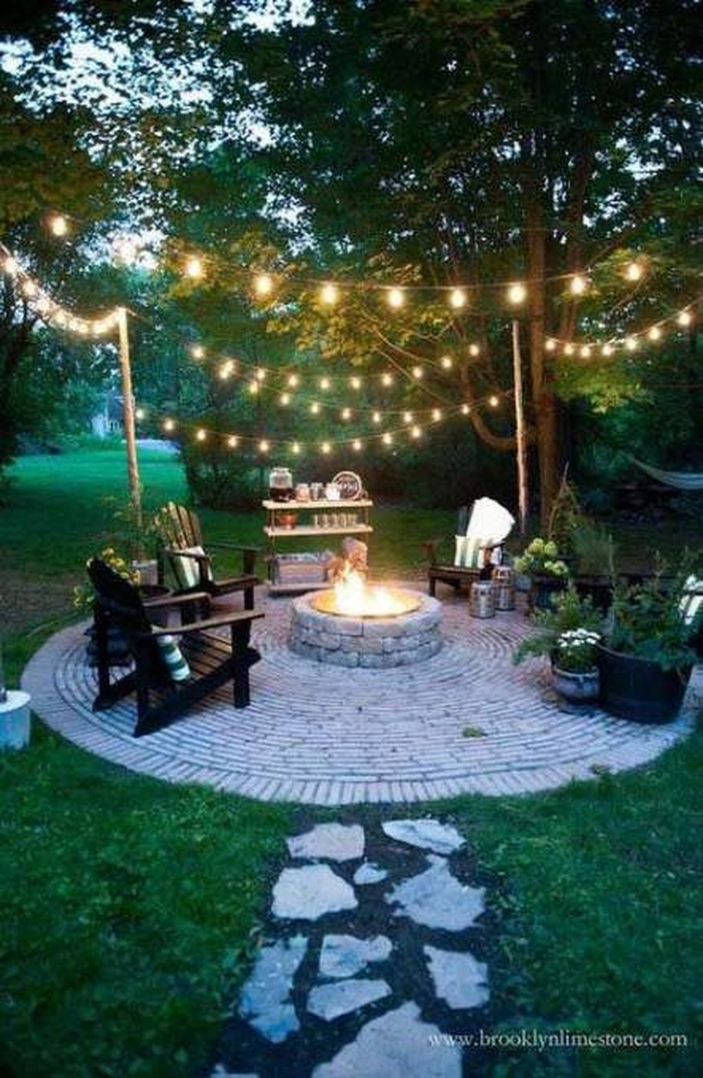 The Best Front Yard Landscaping Ideas Sitting Area 17