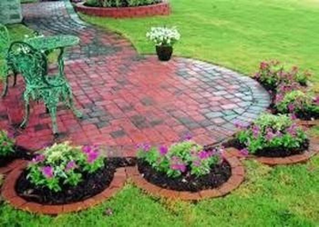 The Best Front Yard Landscaping Ideas Sitting Area 25