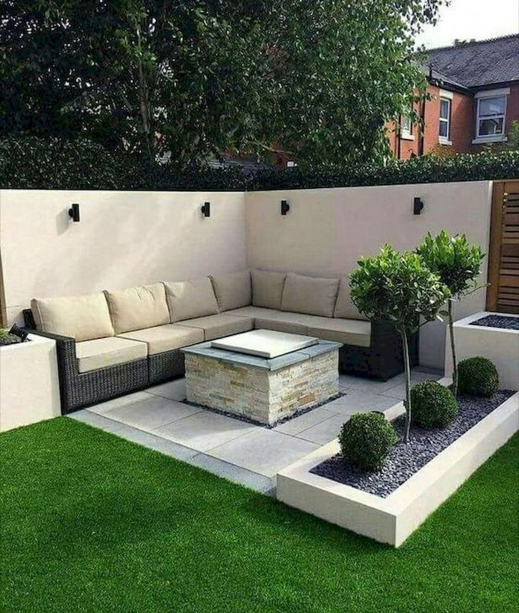 The Best Front Yard Landscaping Ideas Sitting Area 30