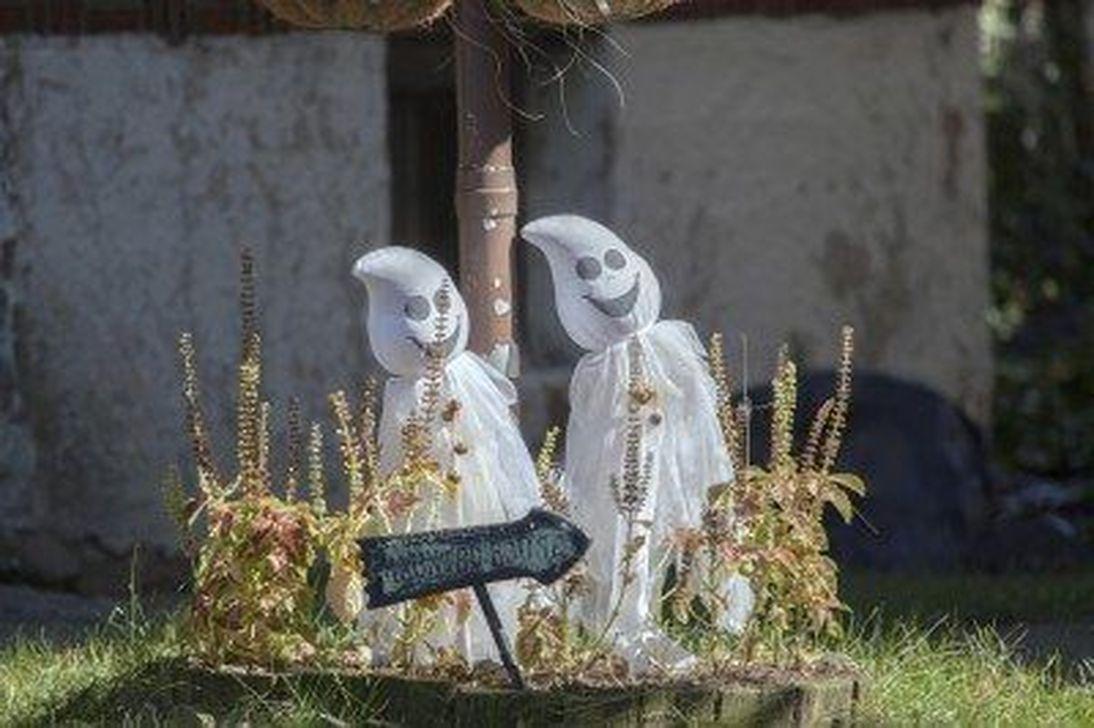 The Best Halloween Garden Decor Ideas 20