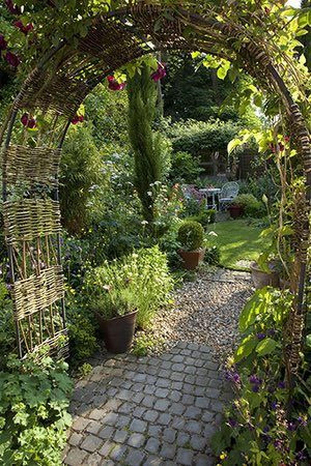 The Best Urban Garden Design Ideas For Your Backyard 08