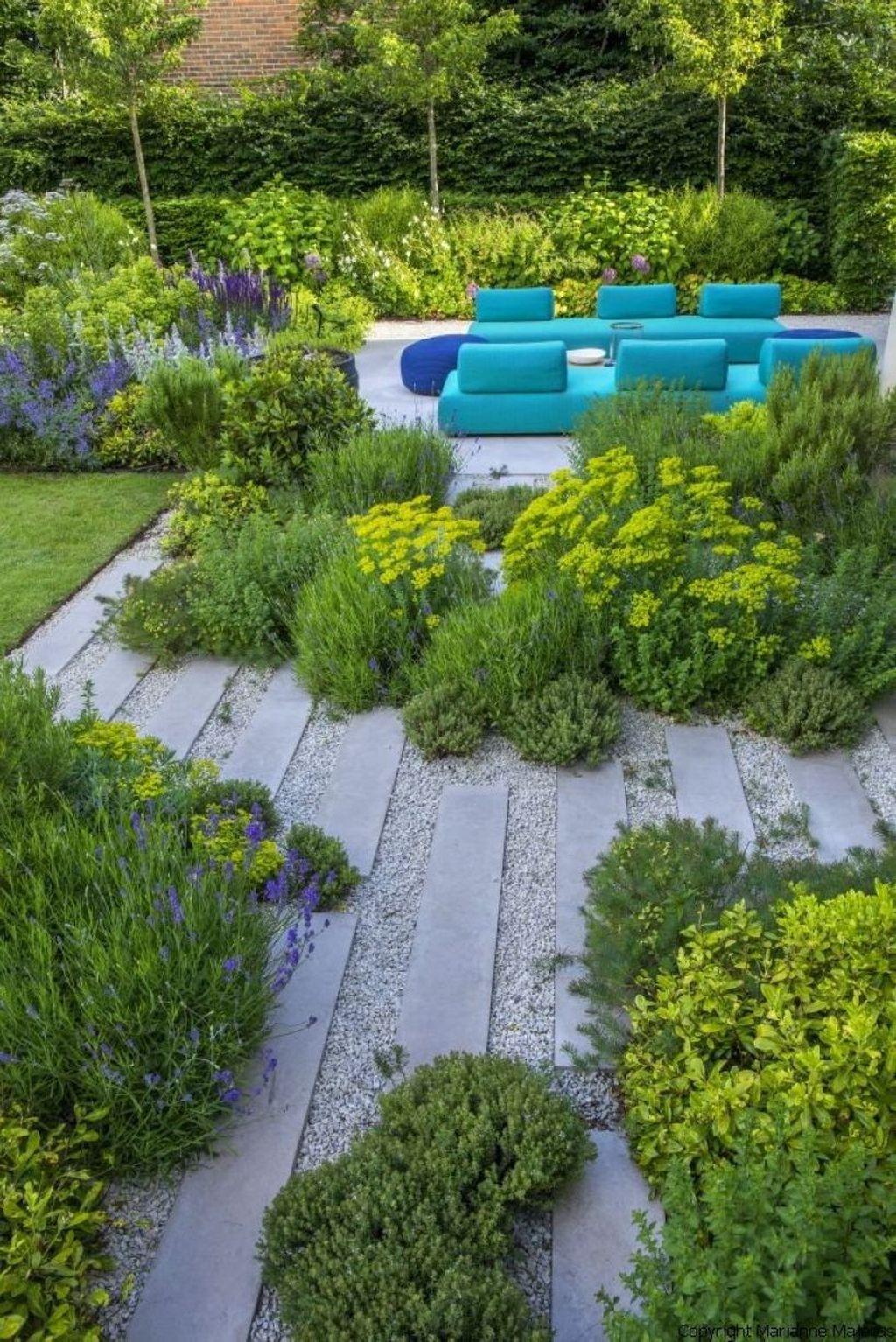 The Best Urban Garden Design Ideas For Your Backyard 23