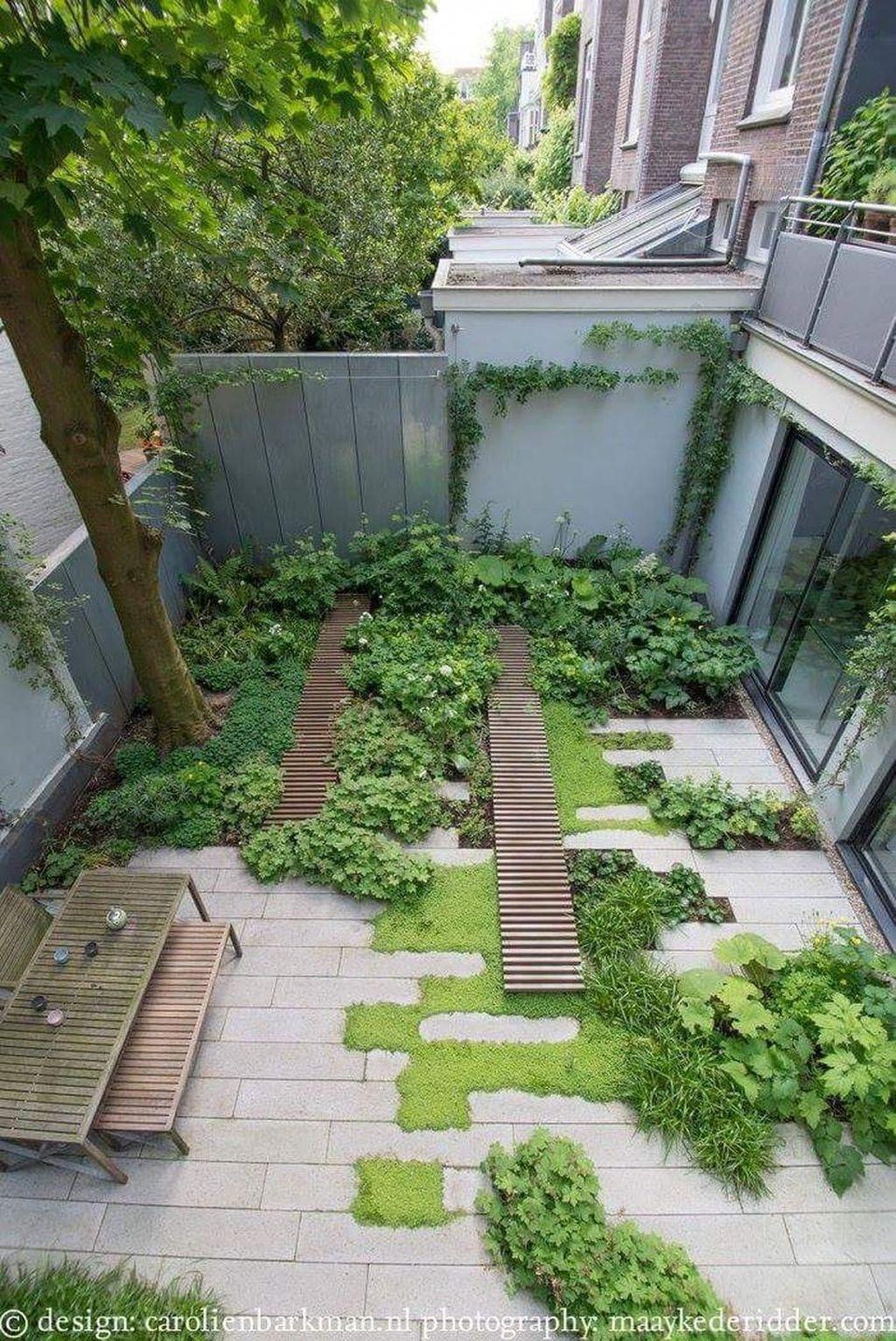 The Best Urban Garden Design Ideas For Your Backyard 30