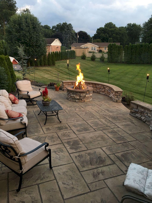 Wonderful Backyard Patio Design Ideas For Outdoor Decor 24