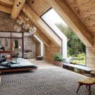 Amazing Attic Bedroom Design Ideas That You Will Like 16