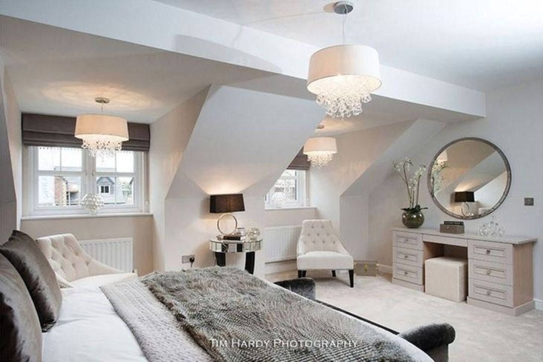 Amazing Attic Bedroom Design Ideas That You Will Like 20