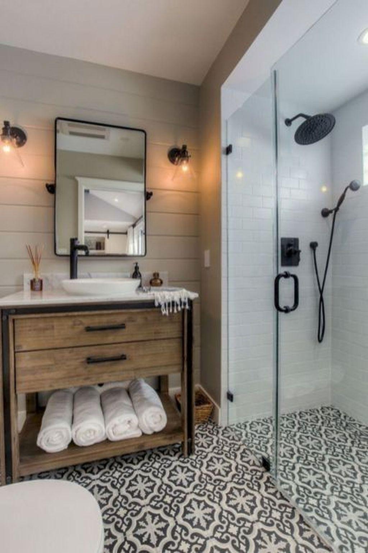 Amazing Farmhouse Bathroom Decor Ideas 11