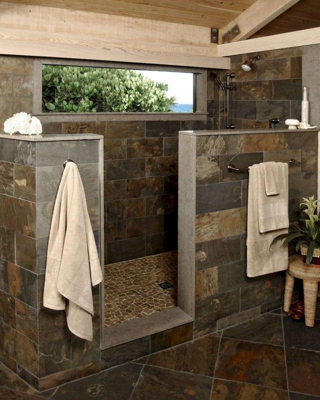 Amazing Farmhouse Bathroom Decor Ideas 23